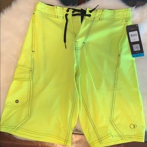 Men's board shorts. Size 28